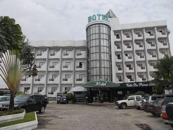 Foto van Vallée des Princes Hôtel in Douala