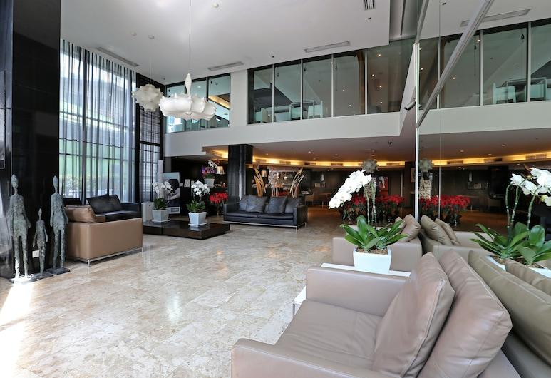 S15 スクンビット ホテル, バンコク, ロビー応接スペース
