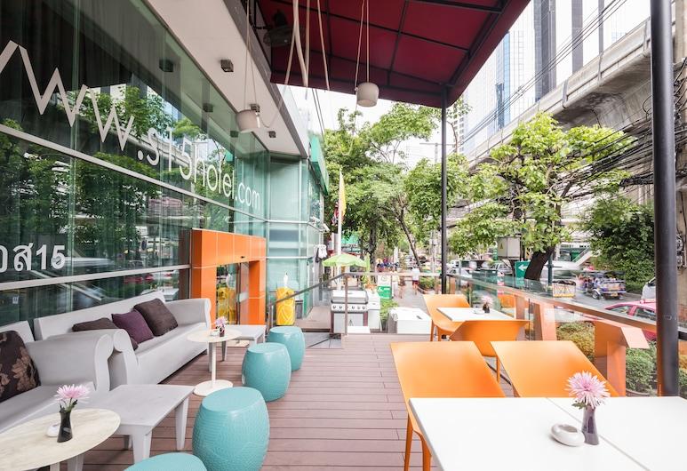 S15 スクンビット ホテル, バンコク, テラス / パティオ