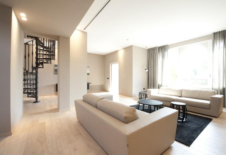 I Portici Hotel, Bologne, Suite (Imperial), Chambre