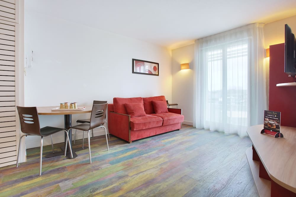 Suite Prestige - Khu phòng khách