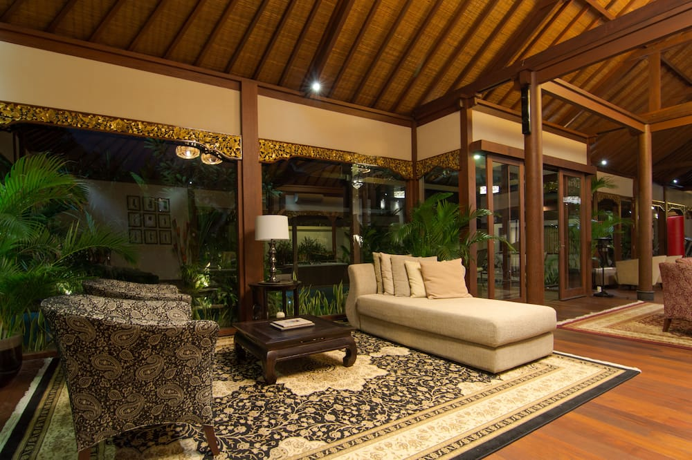 Family Villa, 3 Bedrooms, Private Pool - Living Area