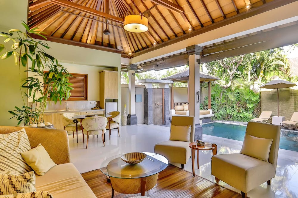Special Offer - Spa Package One Bedroom Villa - Living Area