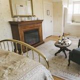 客房, 私人浴室 (Mary Michele) - 客廳