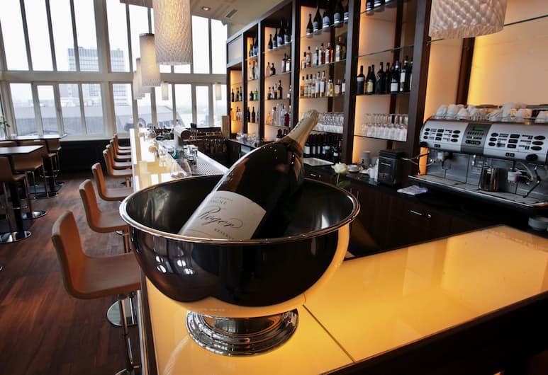 Flemings Selection Hotel Frankfurt-City, Francoforte, Bar dell'hotel