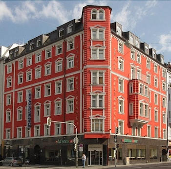 Nuotrauka: Hotel ATLAS Residence, Miunchenas