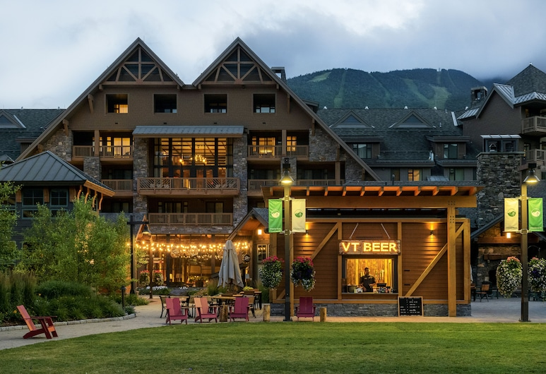 The Lodge at Spruce Peak, a Destination by Hyatt Residence, Stowe