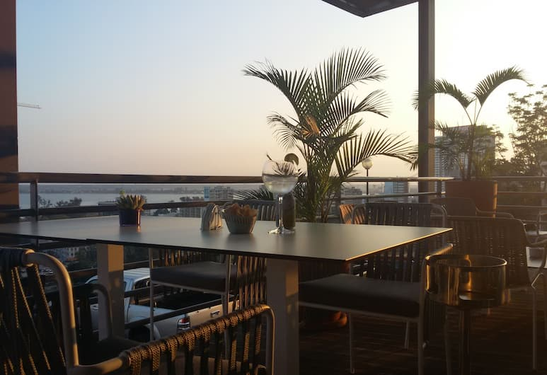 Montebelo Girassol Maputo Hotel, Maputo, Outdoor Dining
