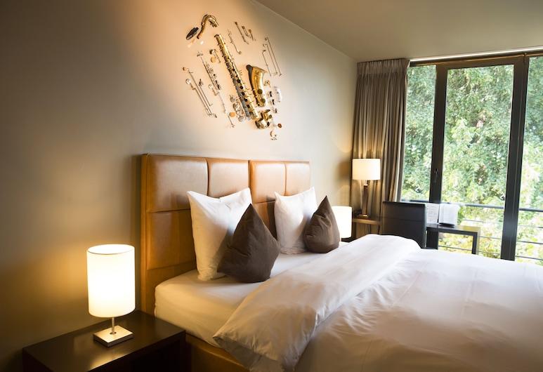 Neufchatel Belgian Hotel, Bruxelles, Chambre Confort Double ou avec lits jumeaux, Chambre