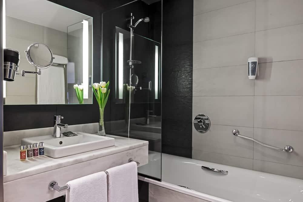 ห้องซูพีเรีย (with extra bed) - ห้องน้ำ