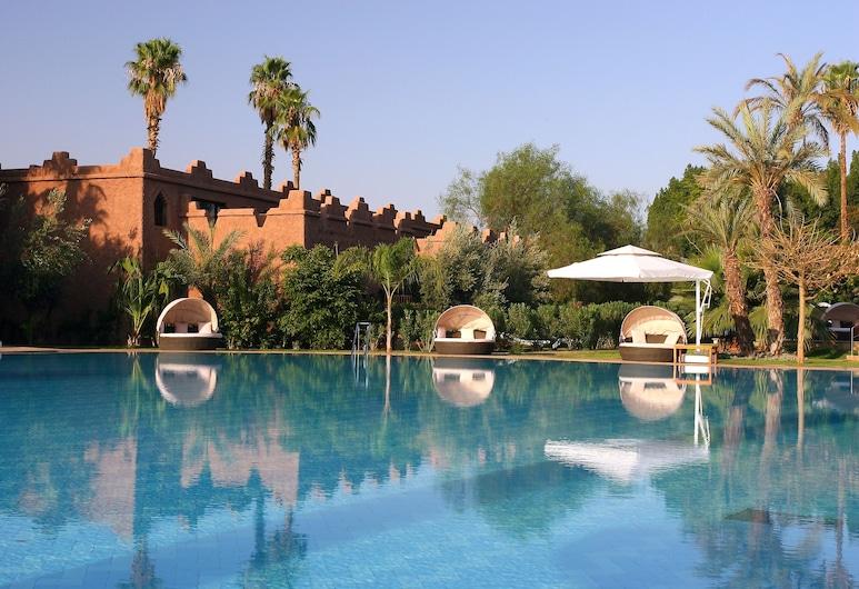 艾斯薩迪馬拉喀什宮殿渡假村, 馬拉喀什, 室外泳池
