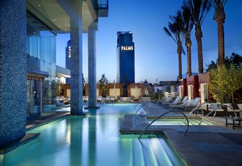 Palms Place, Las Vegas, Outdoor Pool
