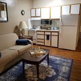 Standard-Suite, 1 Queen-Bett - Badezimmer