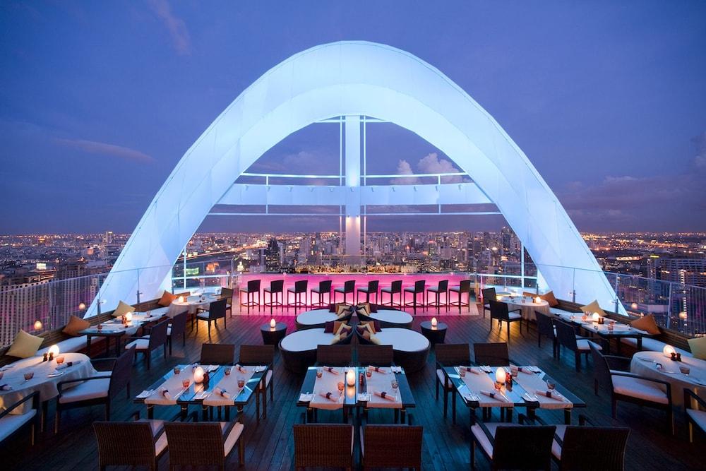 聖塔拉世貿中心大酒店, Bangkok, 餐廳