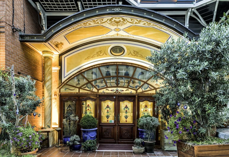 Amiral Palace Hotel - Special Class, Istanbul, Hotellets front – kveld/natt