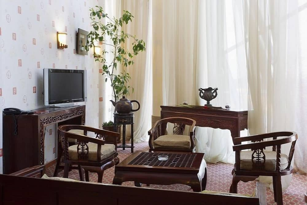 Luksusa numurs (Chinese Style) - Dzīvojamā zona