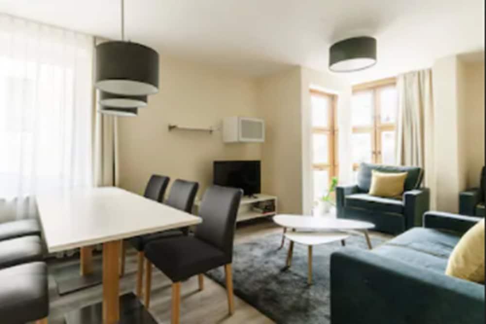Ģimenes dzīvokļnumurs, divas guļamistabas - Galvenais attēls