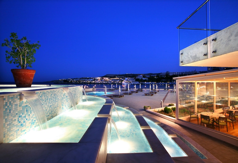 Eden Roc Resort Hotel - All Inclusive, Rhodos, Springvand
