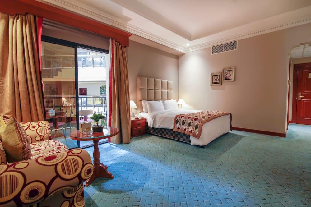 Стандартний номер, 2 односпальних ліжка - Балкон