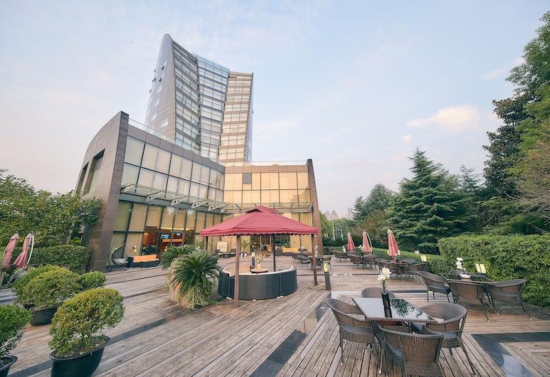 Parkview Hotel Shanghai, Shanghai, Terrein van accommodatie