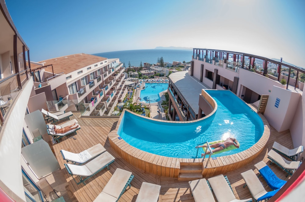 CHC Galini Sea View - Adults Only, Chania