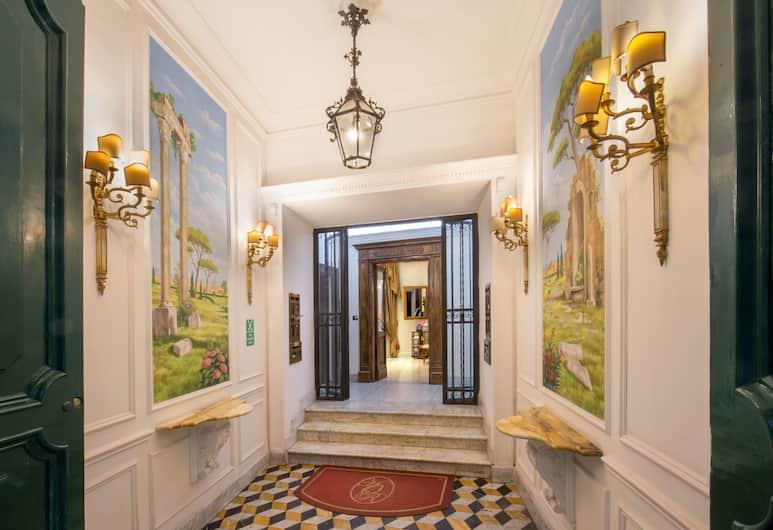 Hotel Opera Roma, Rom, Pintu Masuk Hotel