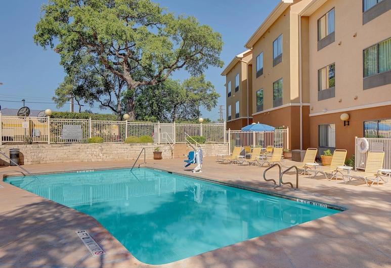 Fairfield Inn & Suites by Marriott San Antonio Seaworld, San Antonio, Idrottsanläggning