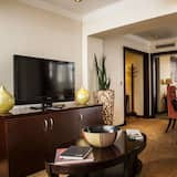Prezidentský apartmán - Obývačka
