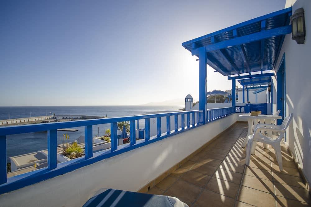 I. Apartamento superior, 1 habitación, vistas al mar - Balcón