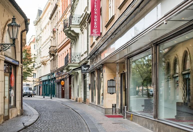 Hotel Leon D´Oro, Praha