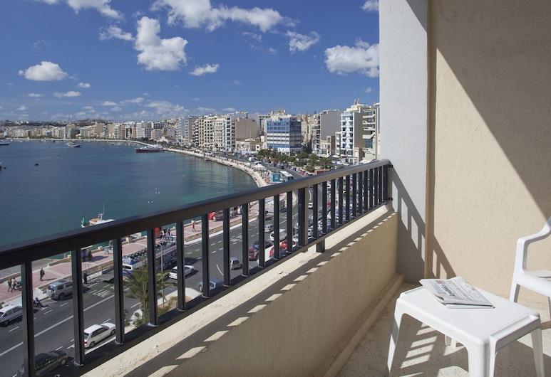 Sliema Marina Hotel, Sliema, Single Room, Sea View, Guest Room