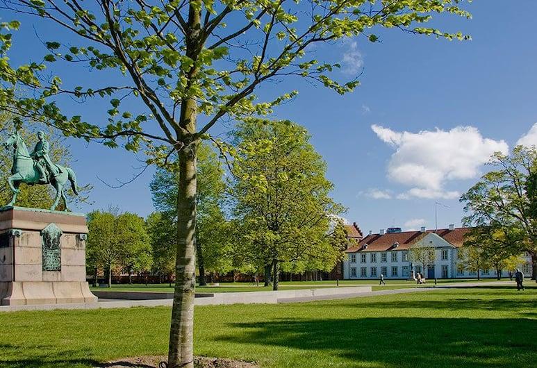 CABINN Odense Hotel, Odense, Udendørsareal