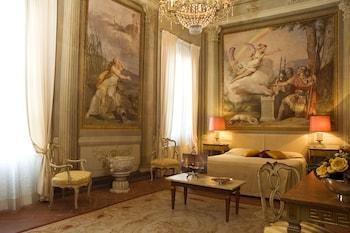 A(z) Residenza D'Epoca Palazzo Galletti hotel fényképe itt: Firenze