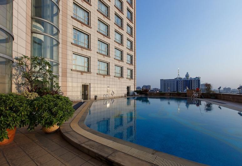 嘉逸皇冠酒店, 廣州市, 泳池