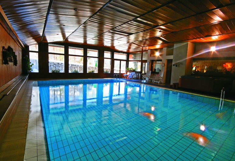Hotel Mirage, Cortina d'Ampezzo, Iekštelpu baseins