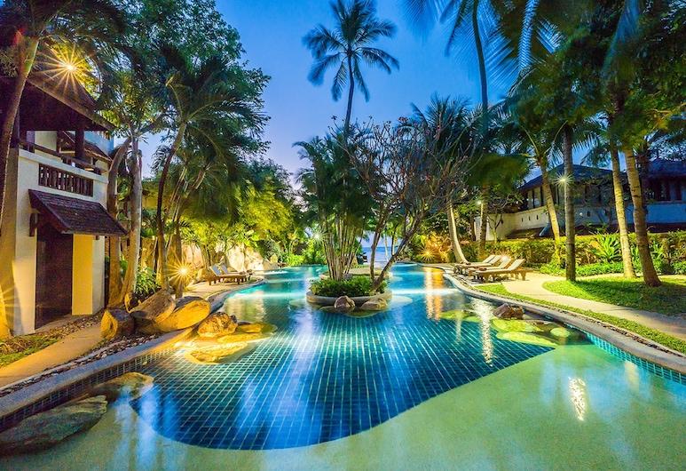 蘇梅島城堡度假酒店, 蘇梅島, 室外泳池