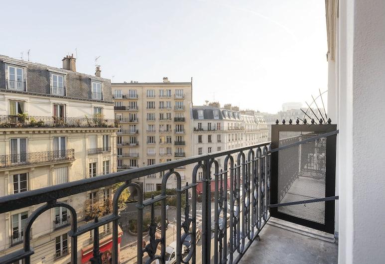 Hotel de France Quartier Latin, Paris, Dobbeltrom, Utsikt mot byen