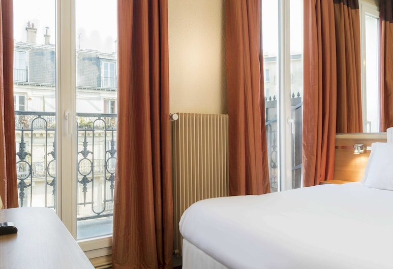 Hotel de France Quartier Latin, Paris, Dobbeltrom, Gjesterom