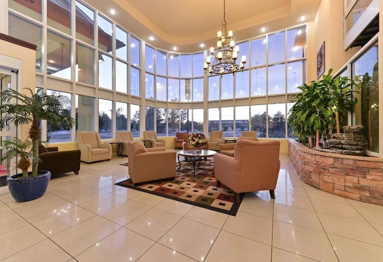 Quality Inn & Suites, Normenas, Vestibiulis