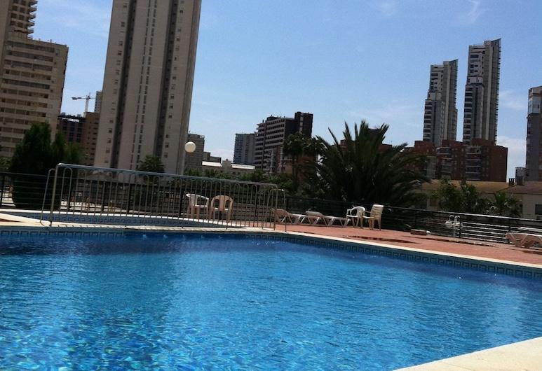 Luxmar Apartamentos, Benidorm