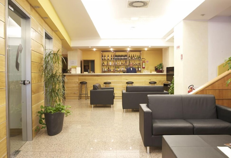 Hotel Europa, Palermo, Hotelový salónik