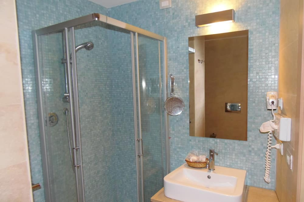 Jednolůžkový pokoj - Sprcha