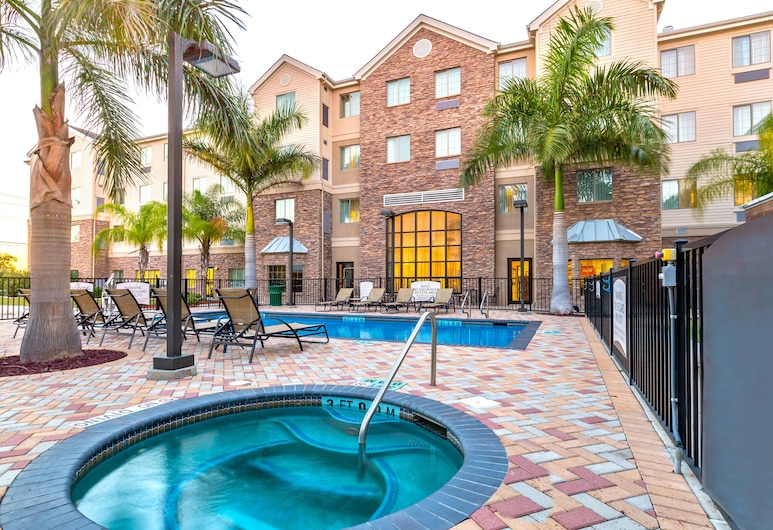 Staybridge Suites McAllen, McAllen, Bassein