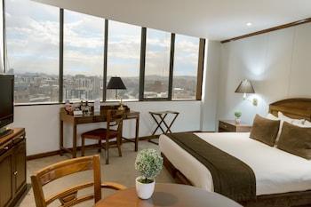 Selline näeb välja Hotel Bogotá Regency Usaquén, Bogotá