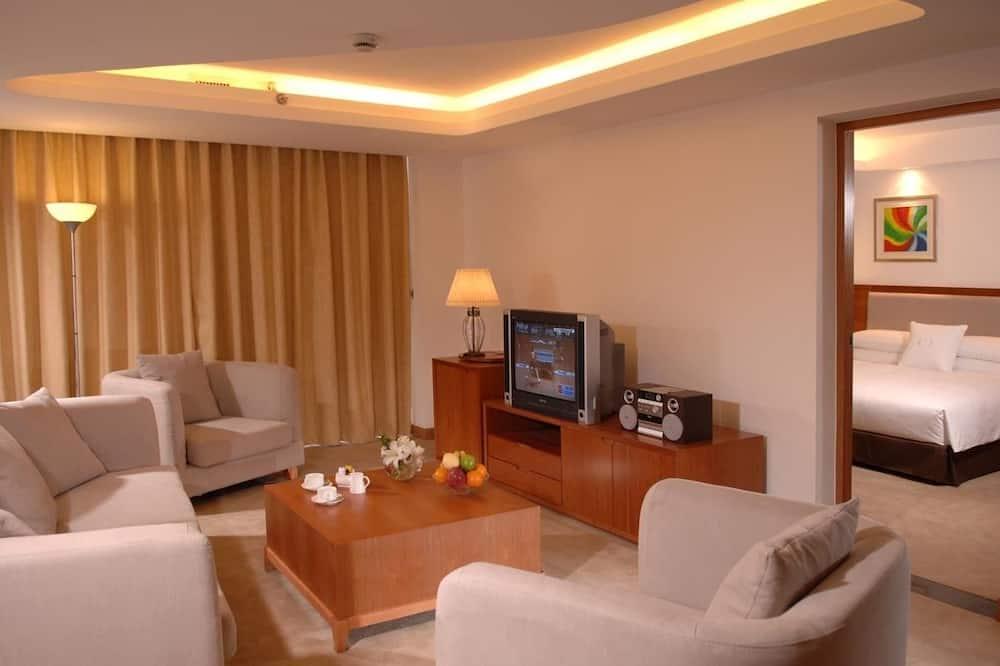 Suite familiar A - Sala de estar