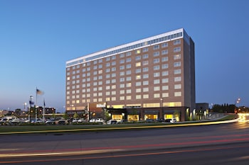 Book this In-room accessibility Hotel in Bloomington
