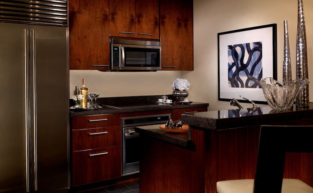 Trump International Hotel Las Vegas, Las Vegas, Premium Suite, 1 Bedroom,  Corner