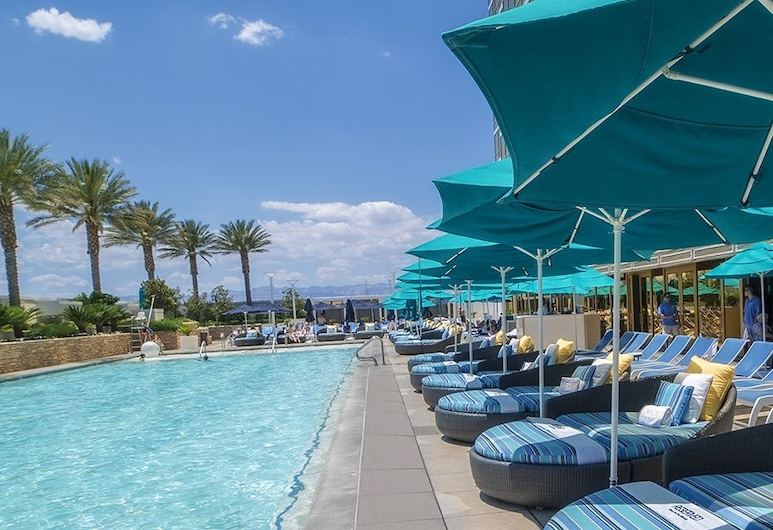 Trump International Hotel Las Vegas, Las Vegas, Pool