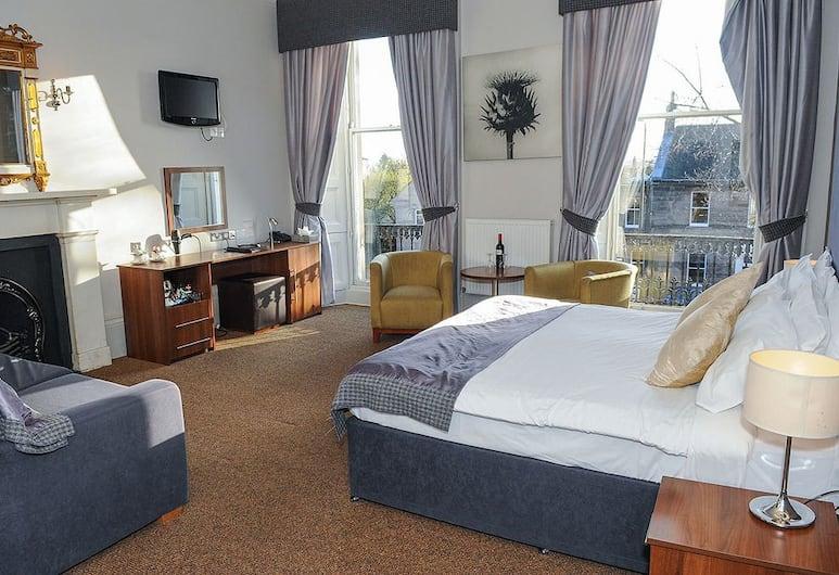 The Salisbury Hotel, Edinburgh, Familieværelse, Værelse
