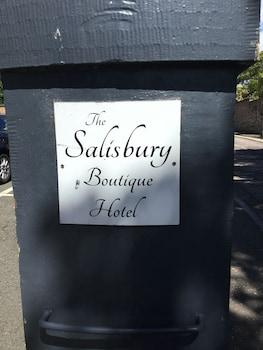 A(z) The Salisbury Hotel hotel fényképe itt: Edinburgh